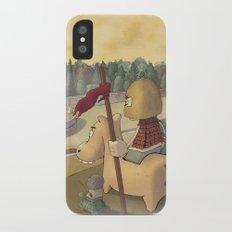 don chisciotte Slim Case iPhone X