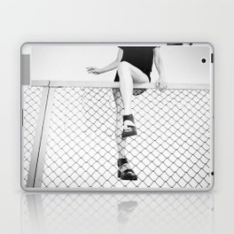 Hoping Fences Laptop & iPad Skin