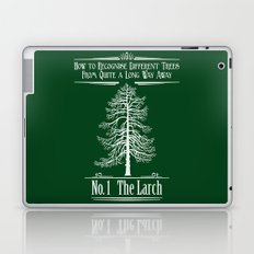 No. 1 The Larch Laptop & iPad Skin