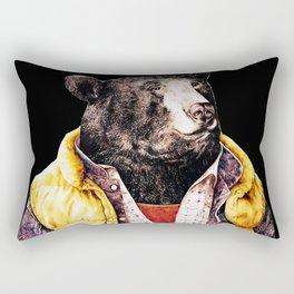 bear copy Rectangular Pillow