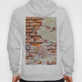 Old Brick Wall Hoody