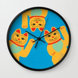 Zombies Wall Clock