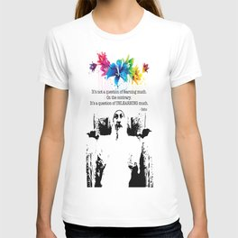 """""""Unlearn Everything"""" T-shirt"""