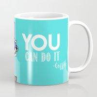 artsy Mugs featuring Artsy by Andrea Silvestri