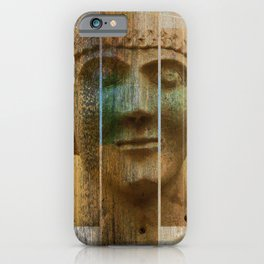 Strong radiance iPhone Case