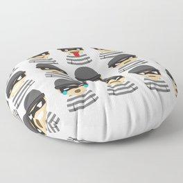 Robber Mood Floor Pillow