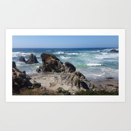 Fort Bragg #3 Art Print
