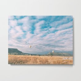 Travel Series II Metal Print