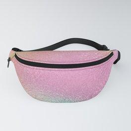 Simply Metallic in Iridescent Rainbow Fanny Pack