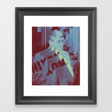 Nixon Framed Art Print
