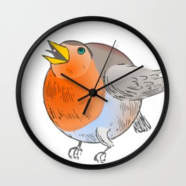 Big Bird Bertha Wall Clock