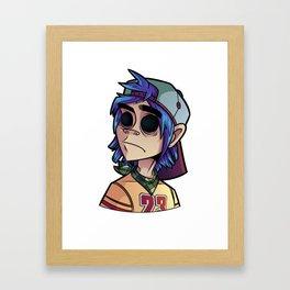 Classic 2D Framed Art Print