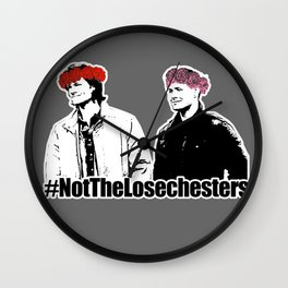 Not The Losechesters Wall Clock