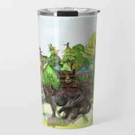 Witchington Gardens Travel Mug