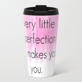 Ombre - Pink - A Thing About You - Hunter Hayes Travel Mug