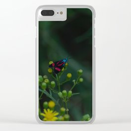 Flower photography by Gabriel Clear iPhone Case