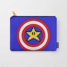 Captain Mario Carry-All Pouch