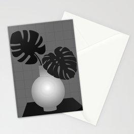Lola Pot #1 Black Stationery Cards