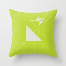 cercle_ I Throw Pillow