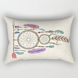 Big Dream Catcher Rectangular Pillow