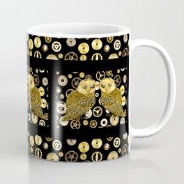 Cogs and Owls Coffee Mug