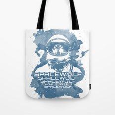 Spacewolf Tote Bag