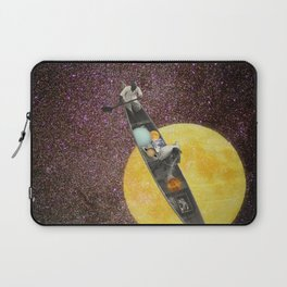 Fishing for the Moon Laptop Sleeve