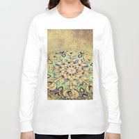 golden Long Sleeve T-shirts featuring Golden by Maggie Green