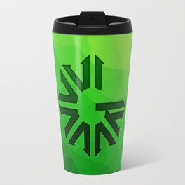 Pre-ICO Design of the Week 6 Travel Mug
