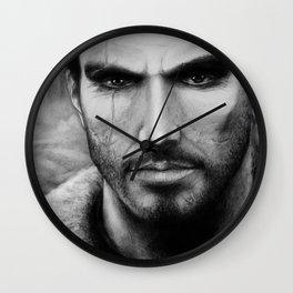 Paladin Danse Wall Clock