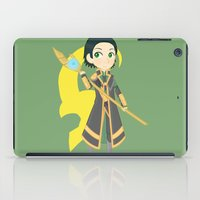 loki iPad Cases featuring Loki by Nozubozu