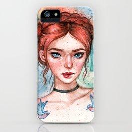 Nymphet iPhone Case