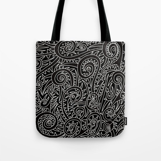 - burnt - Tote Bag
