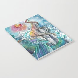 Witch of the oceans Notebook