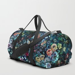 Night Garden Duffle Bag