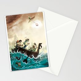 Ducktales Stationery Cards