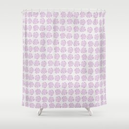 Roses pattern IV Shower Curtain
