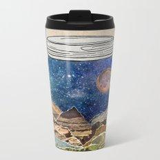 Star Jar Metal Travel Mug