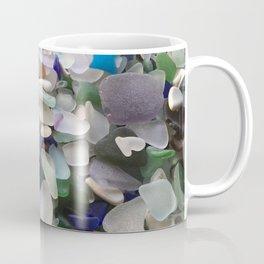 Sea Glass Assortment 2 Coffee Mug