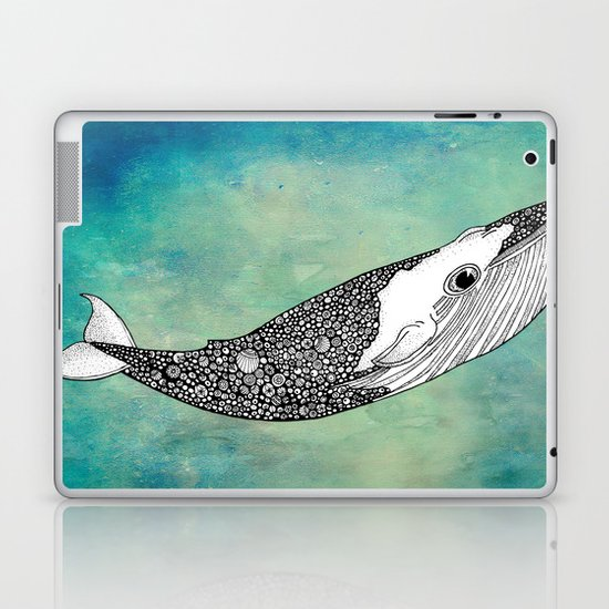 Patrick Laptop & iPad Skin