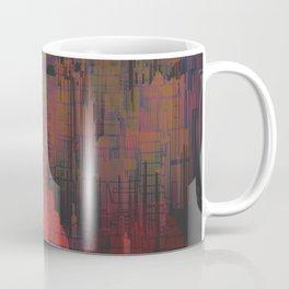 Urban Poetry in the Floating Town / 27-11-16 Coffee Mug