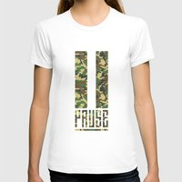 camo T-shirts featuring PAUSE – Camo by PAUSE