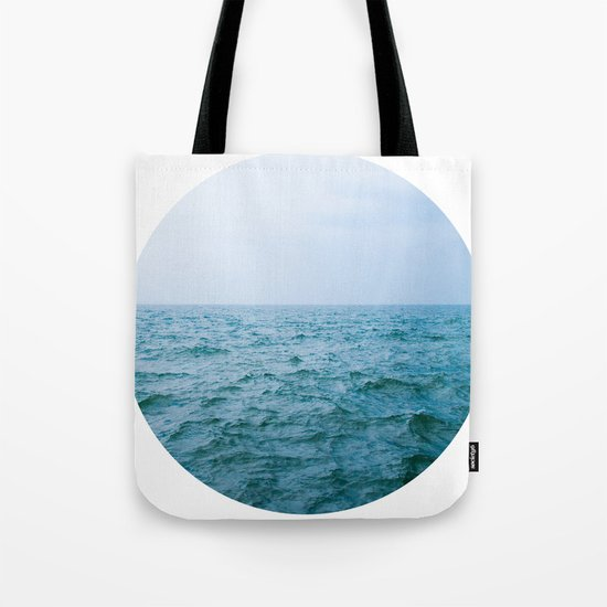 Nautical Porthole Study No.3 Tote Bag