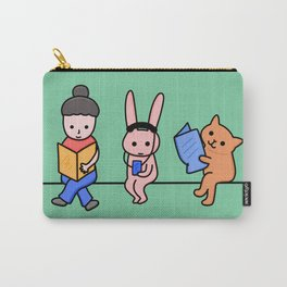 The Commuters Carry-All Pouch
