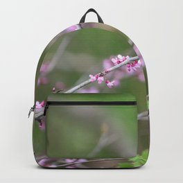 Pink Spring Blossoms Backpack