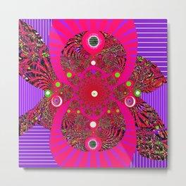 Flowering XIII Metal Print