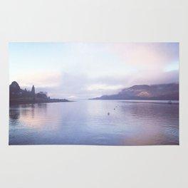 Serenity on the Loch Rug