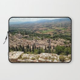 Assisi View Laptop Sleeve