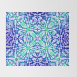 Ethnic Tribal Pattern G322 Throw Blanket