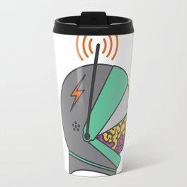 klint the human Travel Mug